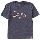 The North Face Big Boys 8-20 Americana Tri-Blend Tee