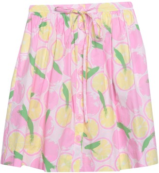 Boutique Moschino Knee length skirts