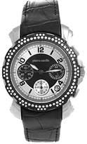 Pierre Cardin Women's Quartz Watch PC100192F01 with Leather Strap