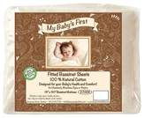Bar Goose Bargoose 100% Natural Cotton Bassinet Sheet - Set of 2