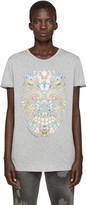 Alexander McQueen - T-shirt gris