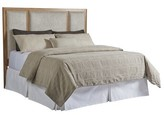 Barclay Butera Newport Upholstered Panel Headboard Size: California King, Color: Sandstone