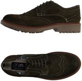 Le Crown Lace-up shoes