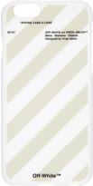 Off-White White Stripes iPhone 6 Case