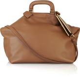 Jil Sander Tubular Handle leather bag