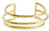 Argentovivo Women's Three-Row Wrist Cuff