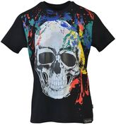 Philipp Plein Hot Print T-shirt