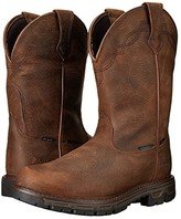 Ariat Conquest WP Insulated (Rye Brown) Men's Work Boots