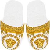 Versace Barocco&Robe Slippers