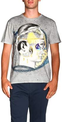 Etro T-shirt Short-sleeved T-shirt With Fairy Tales Print