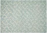 Nalbandian 14'5x10'2 Aapo Flat-Weave Rug, Blue