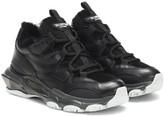 Valentino Garavani Bounce leather sneakers
