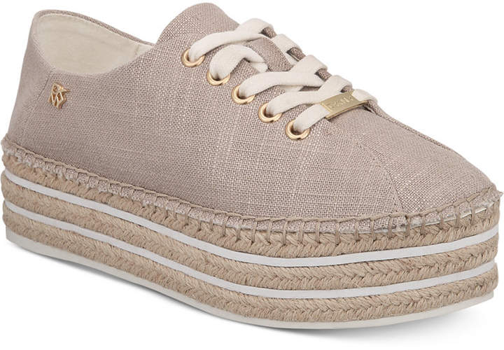 DKNY Adrian Lace-Up Sneakers