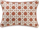 Bed Bath & Beyond Folk Art Oblong Throw Pillow