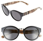 Burberry Women's 50Mm Sunglasses - Black