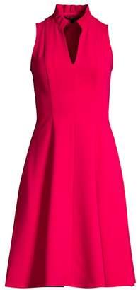 Black Halo Antoinette Fit & Flare Dress