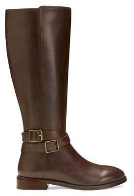 Aerosoles Julia Leather Riding Boots