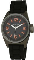 Henley Men's Silicone Sports Watch HY001.8 with Silicone Strap