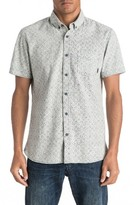 Quiksilver Men's Spectrum Rips Woven Shirt
