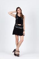 Raga Night Rider Mini Skirt