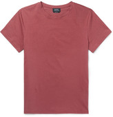 A.P.C. Jimmy Slim-Fit Cotton-Jersey T-Shirt