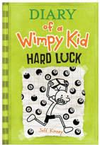 Original Penguin Diary Of A Wimpy Kid Book 8: Hard Luck