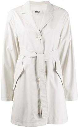 MM6 MAISON MARGIELA Tie Waist Jacket