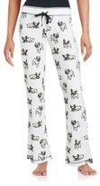 Novelty Graphic Pajama Pants