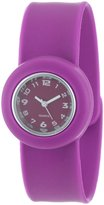 Impulse Kids' SL1P-JRDV Slap Junior Dark Purple Watch
