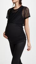 Koral Activewear Flex Maternity Top