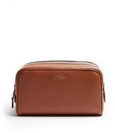 Smythson Burlington Small Grained-leather Washbag