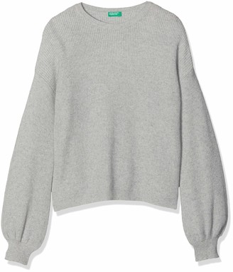 Benetton Girls Pullover Sweater L / S