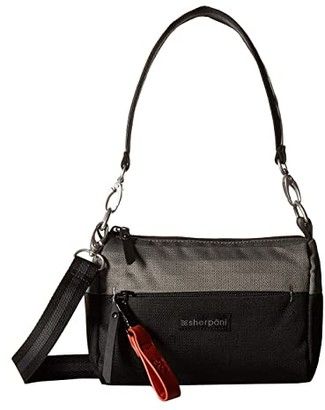 Sherpani Skye (Flint/Raven) Handbags