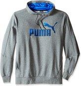 Puma Men's Hero FL Hoody, Gray Heather, M