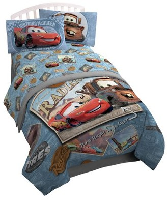 Disney Pixar Cars Disney Cars Tune Up Full Sheet Set