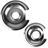 Range Kleen® 2-Pack Chrome Drip Pans