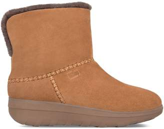FitFlop Mukluk Shorty III Shearling-Lined Ankle Boots