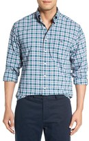 Vineyard Vines Men's 'Tucker - Lacker' Slim Fit Plaid Sport Shirt