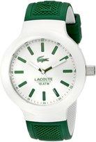 Lacoste Men's 2010816-BORNEO Green/ Watch