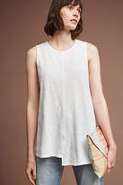 Left Of Center Sleeveless Crewneck Tunic
