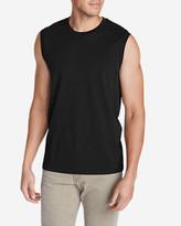 Eddie Bauer Men's Classic Fit Sleeveless Legend Wash T-Shirt