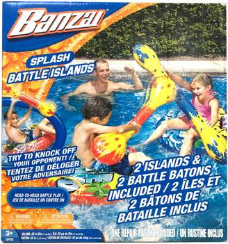 Banzai Splash Battle Islands