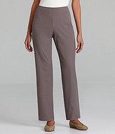 Eileen Fisher Side-Zip Ankle Pants