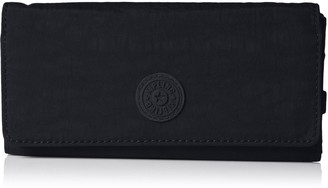 Kipling New Teddi Solid Snap Wallet Wallet PAPAYAORNG One Size