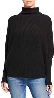 Club Monaco Emma Cashmere Turtleneck Sweater