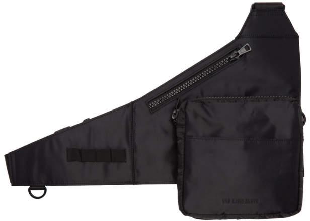 Han Kjobenhavn Black Triangle Bag