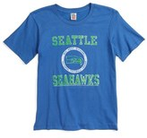 Junk Food Clothing Boy's 'Kick Off - Seattle Seahawks' T-Shirt