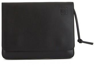 Loewe Gusset Flat messenger bag