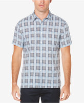 Perry Ellis Men's Linen Blend Shirt