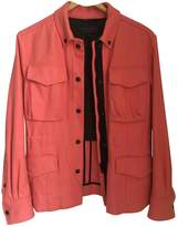 Rag & Bone Pink Cotton Jacket for Women